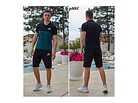Спортивный летний костюм Nike. (шорты + футболка)