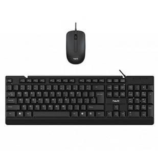 Клавиатура+ мышка проводная Havit HV-KB272CM