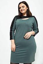 Сукня 102R082 колір Зелений