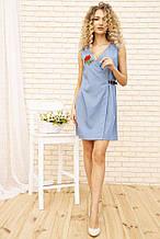 Сукня 102R089 колір Джинс XS