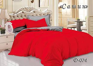 Комплект постільної білизни Тет-А-Тет двоспальне D-074