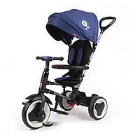 Складаний триколісний дитячий велосипед Qplay RITO EVA