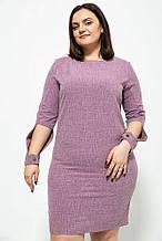 Сукня 102R083 колір Фіолетовий