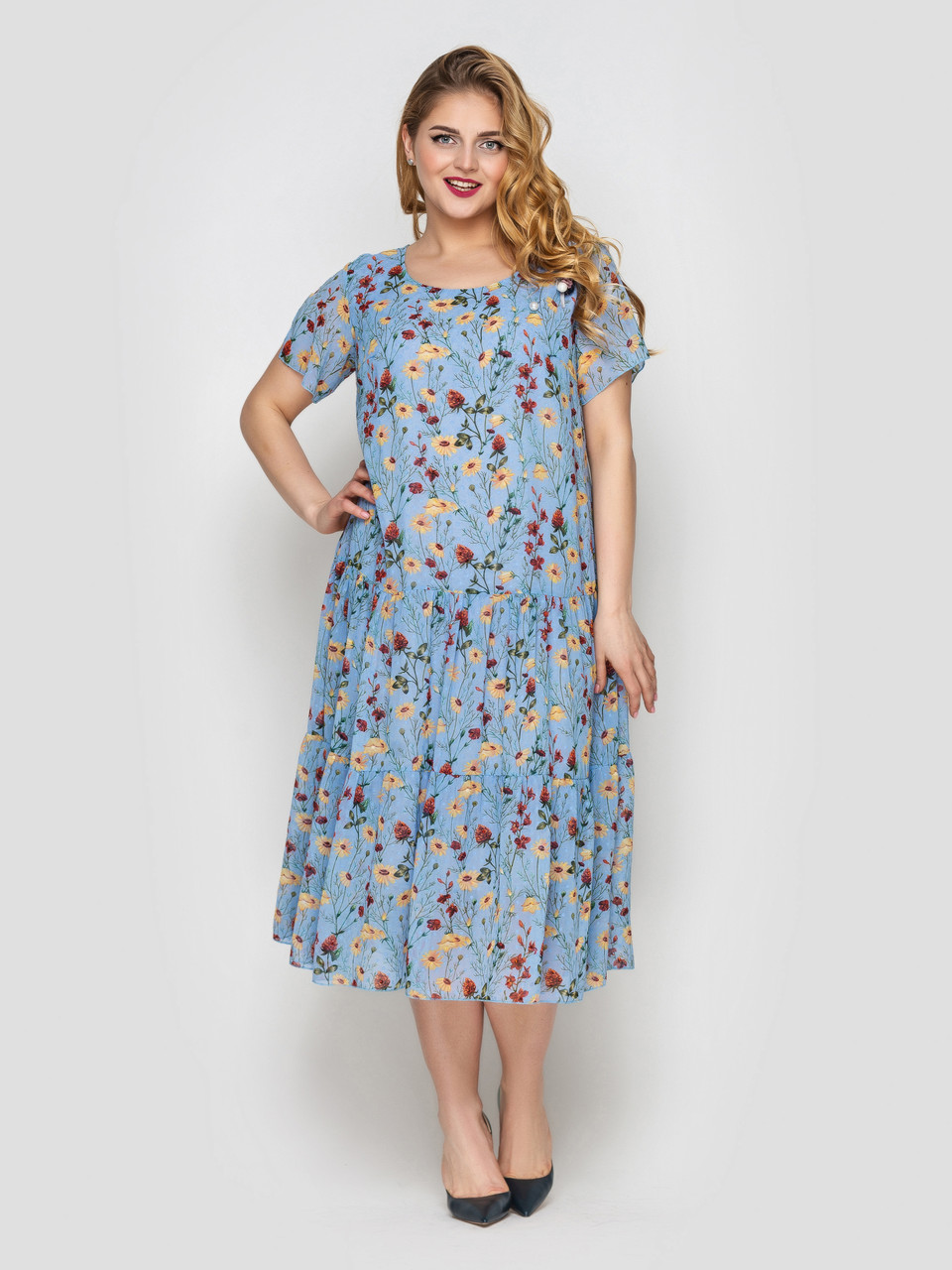 Платье летнее Катаисс лето