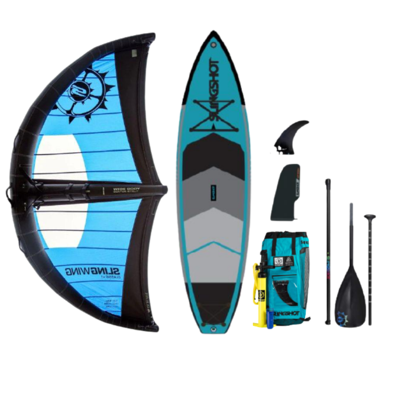 Преміум комплект Slingshot 2021 для катання на САПі з вінгом