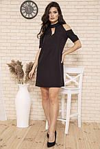 Сукня 102R161 колір Чорний