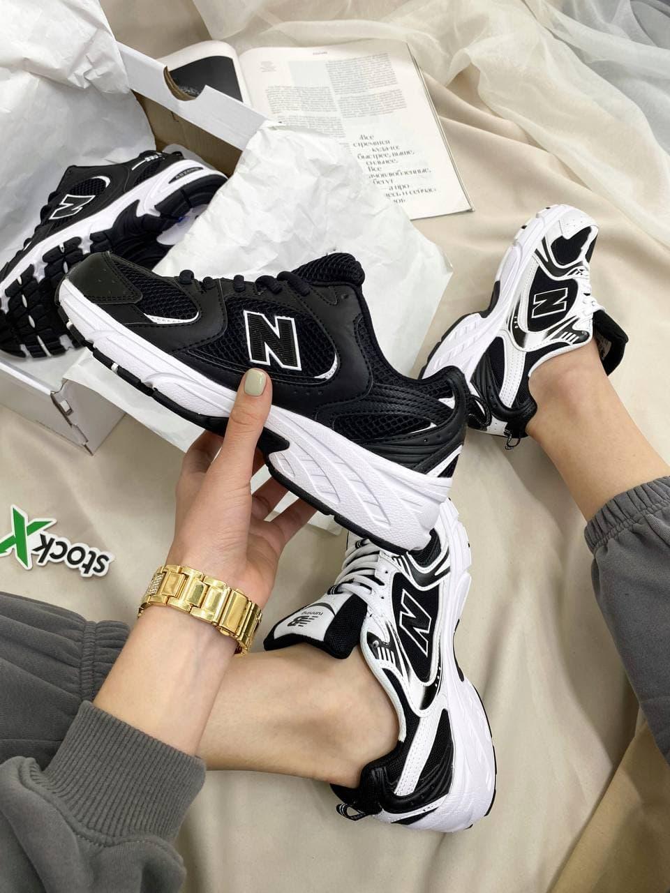 Женские кроссовки New Balance 530 Black