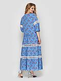 Платье макси Анна василек, фото 2