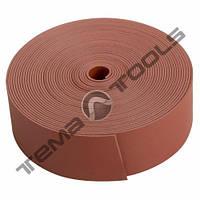 Стрічка термоусаживаемая ізоляційна 0,8 мм х 50 мм х 5 м червона