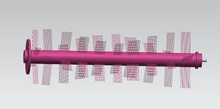 Щітка Mamibot Main Brush Set для Mamibot PreVac650
