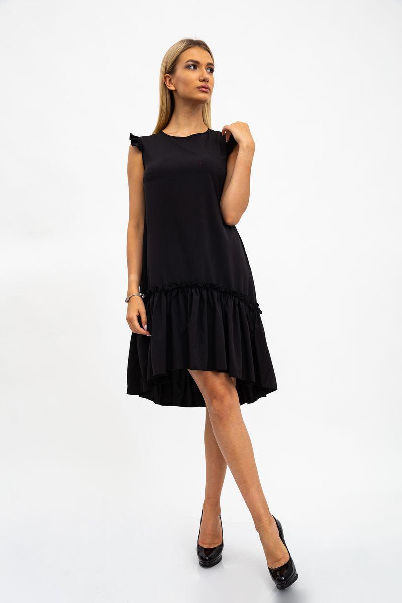 Сарафан 112R413 колір Чорний