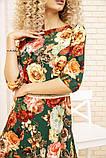 Платье 167R86 цвет Зеленый, фото 5