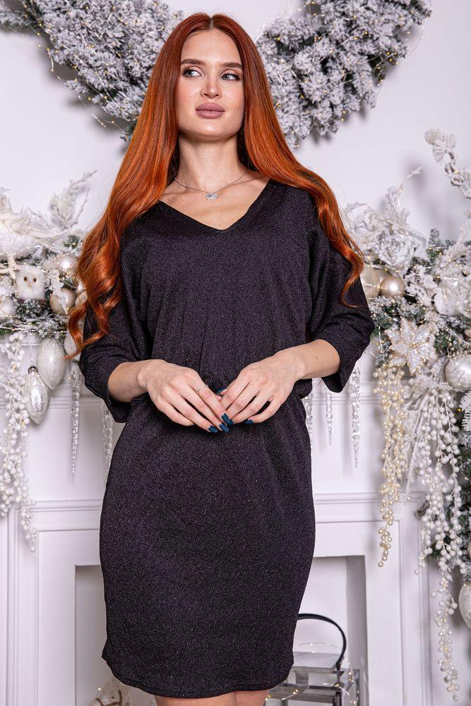 Платье женское 115R169 цвет Черный