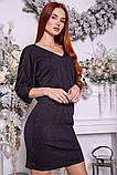 Сукня жіноча 115R169 колір Чорний, фото 3