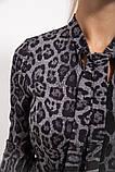 Платье женское 112R485-3 цвет Серый, фото 4