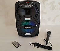 Колонка портативная акустическая Kimiso QS-4808