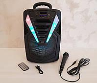 Колонка портативная акустическая Kimiso QS-4816
