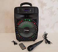 Колонка портативная акустическая Kimiso QS-4812