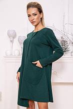 Сукня жіноча 102R130 колір Зелений