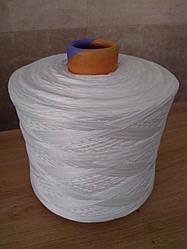 Резинка для масок мягкая от 2000м. белая круглая, 2-2.5мм,  в наличии, еще старая цена