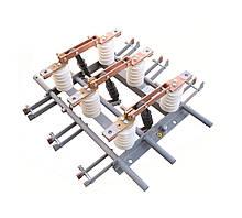Роз'єднювач змінного струму напругою 10кВ РВЗ(П)-10/630-УХЛ 2