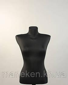 Наташа в ткани (черный) для треноги