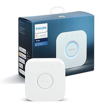 Блок управления Philips Hue Bridge 3 Apple HomeKit EU - Белый