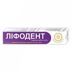 Лифодент зубная паста Golden Chakra, 75 грамм