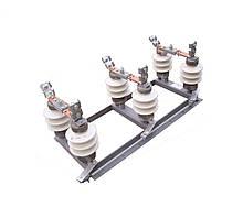Роз'єднувачі змінного струму напругою 10кВ РЛД(З)-10Б/400-У1