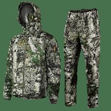 Верхній одяг для полювання й риболовлі