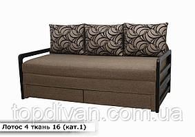 """Диван """"Лотос 4"""". 190 см в ткани 1 категории (ткань 16)"""