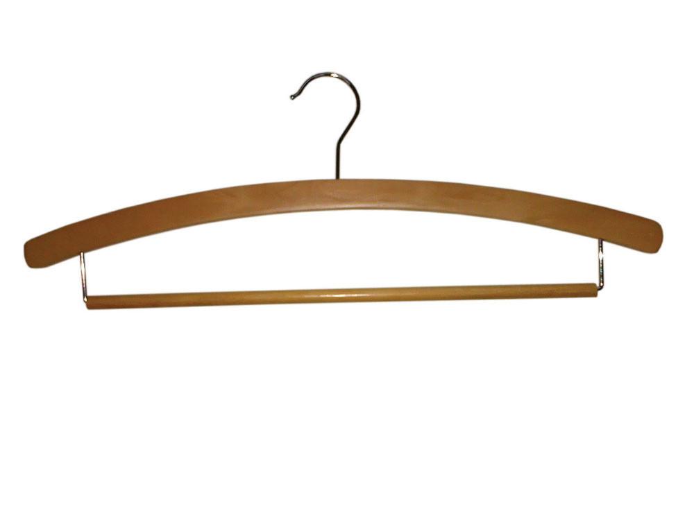 Вешалка деревянная Helfer 50-31-068 42 см