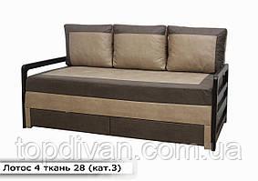 """Диван """"Лотос 4"""". 190 см в ткани 3 категории (ткань 28)"""