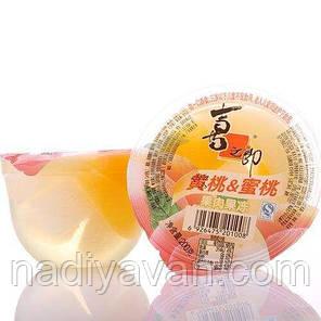 Фруктовое желе персик 200г, фото 2