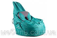 Офисное кресло мешок Barsky BRS-01 BRAIN STORM, фото 2