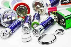 Аккумуляторы и батареи AA, AAA
