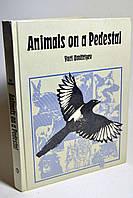 """Книга на английском языке: """"Animals on a Pedestal"""""""