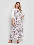 Нежное платье Росава флора, фото 3