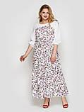 Нежное платье Росава флора, фото 6