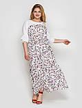 Нежное платье Росава флора, фото 2