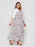 Нежное платье Росава флора, фото 7