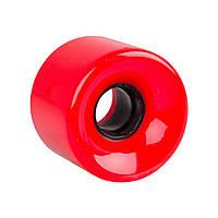Колесо для Пенни Борда с Подшипниками Abec-7 Красный
