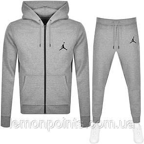 Мужской спортивный костюм на молнии Jordan (Джордан)