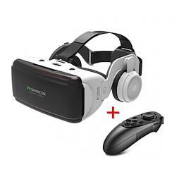 3D очки виртуальной реальности G06E с пультом