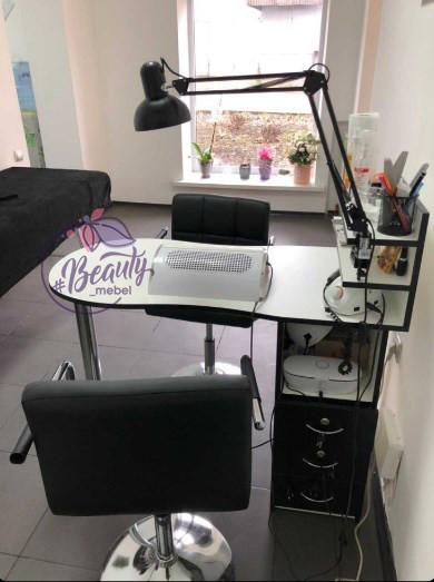 Маникюрный стол с креслами Мурат Нью, Артур КО.