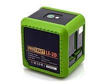Лазерный уровень Procraft LE-2D Green Line
