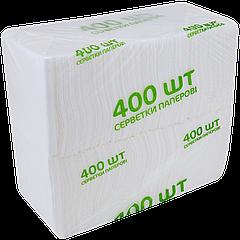 Салфетка Барная Белая 1уп/400шт