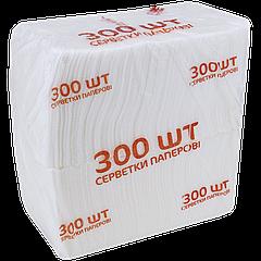 Салфетка Барная Белая 1уп/300шт