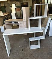 Стіл для ноутбука. Модель V235 білий, фото 1