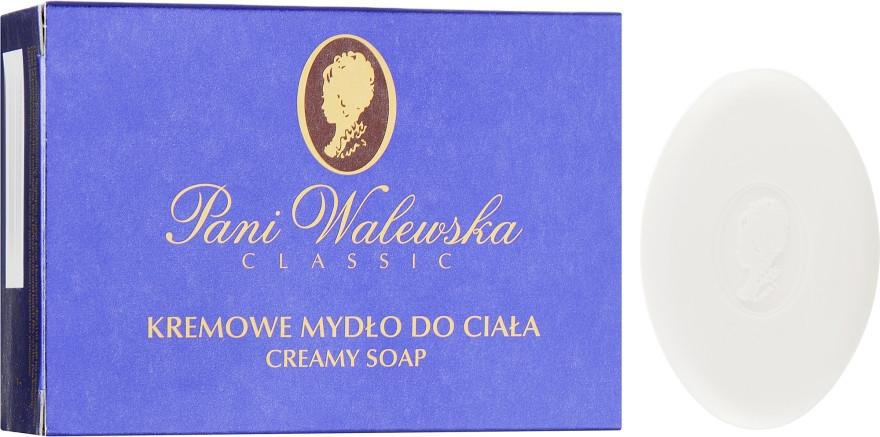 Крем-мыло парфюмированное Пани Валевска Soap Pani Walewska Classic